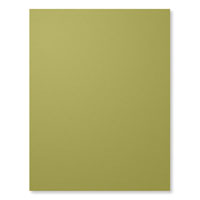 Old Olive 8-1/2X11 Card Stock