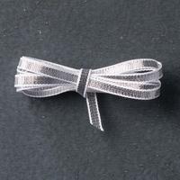 "Silver 1/8"" Ribbon"