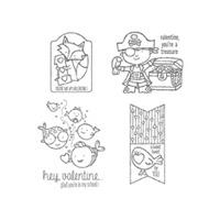 Hey, Valentine Clear Stamp Set