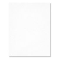 Shimmery White 8-1/2X11 Card Stock