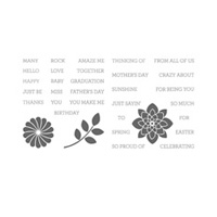 Crazy About You Clear Stamp Set