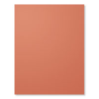 """Tangerine Tango 8-1/2"""" X 11"""" Card Stock"""