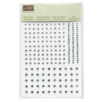 Rhinestone Basic Jewels Embellishments