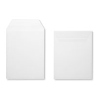 Medium Translucent Clear Envelopes