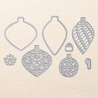 Delicate Ornament Thinlits Dies