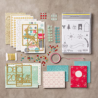 Project Life Hello December 2015 Photopolymer Bundle
