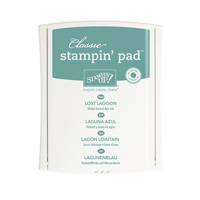 Lost Lagoon Classic Stampin' Pad