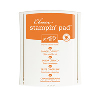 Tangelo Twist Classic Stampin' Pad