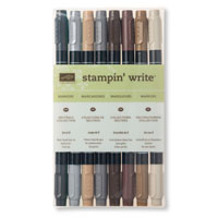 Neutrals Stampin' Write Markers
