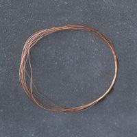 Copper Metallic Thread
