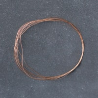 Copper Metallic Thread