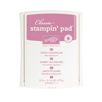 Sweet Sugarplum Classic Stampin' Pad