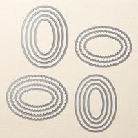 Layering Ovals Framelits Dies