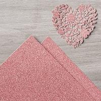 Blushing Bride Glimmer Paper