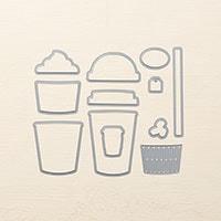 Coffee Cups Framelits Dies