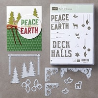 Carols Of Christmas Wood-Mount Bundle