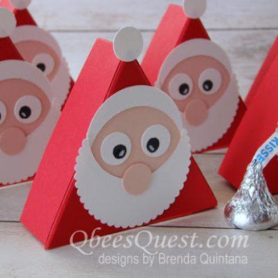 Hershey's Santa Claus